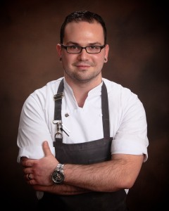Chef Evan Brady
