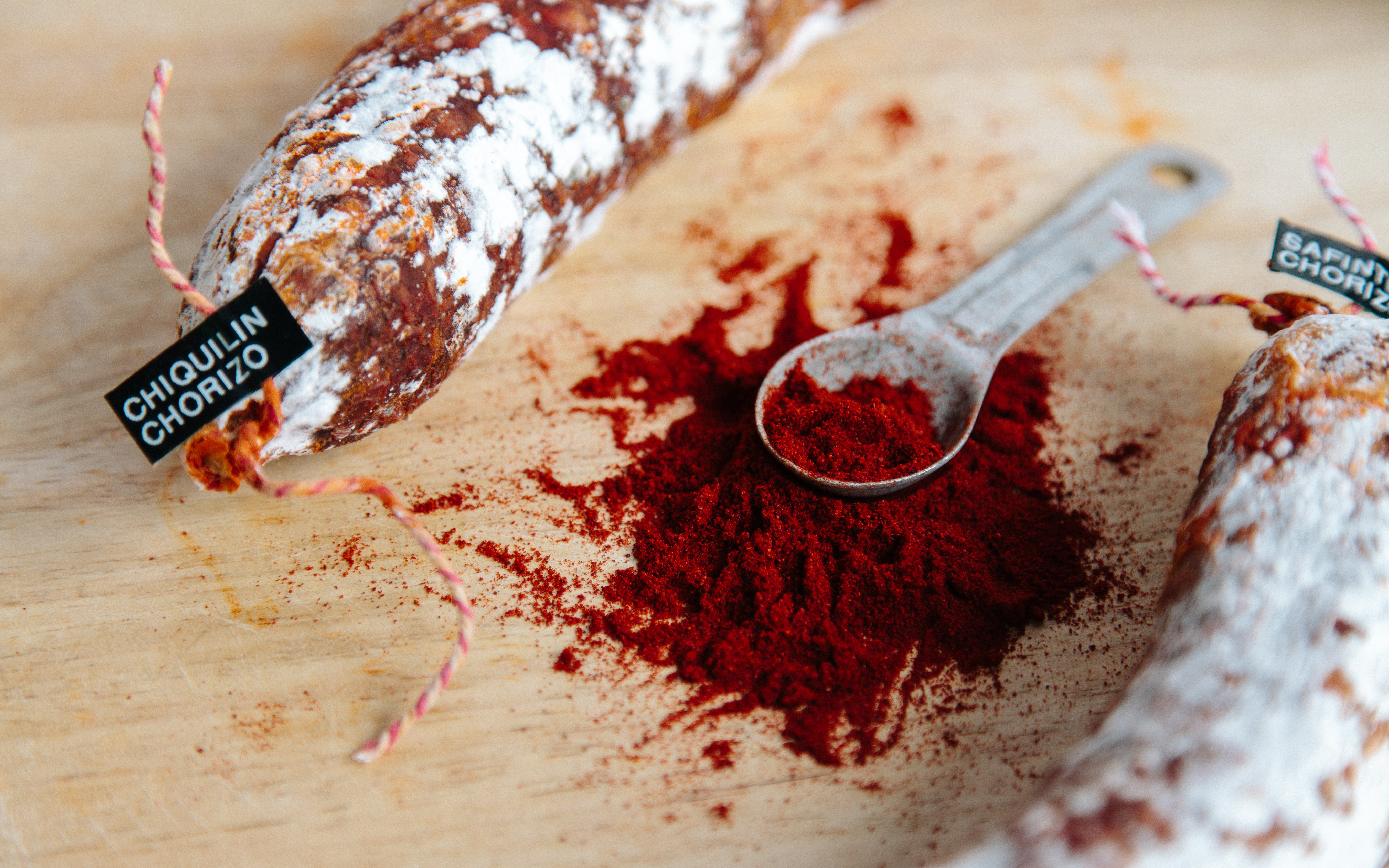 Spanish Chorizo (Castellano) Recipe