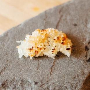 Crispy rice (okoge)