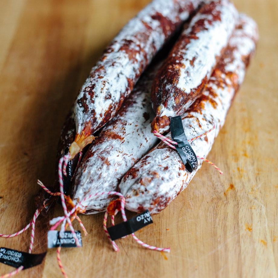 Chorizo Castellano