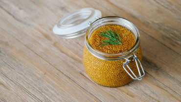 Pickled Mustard Seeds Recipe